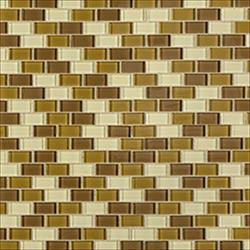 Cabot Mosaic Tile - Crystalized Glass Blend Series