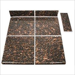 Pedra Modular Granite Countertops - Tan Brown Collection