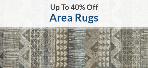 Area Rugs | Up To 40% Off | Shop Now