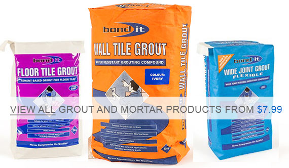 Grout and Mortar Products