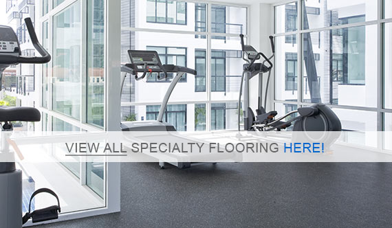 Specialty flooring for gyms shops and more builddirect for Specialty flooring