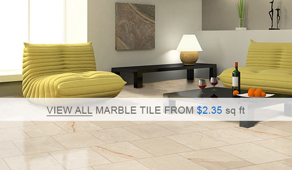 Marble Tile - Turkish Carrara