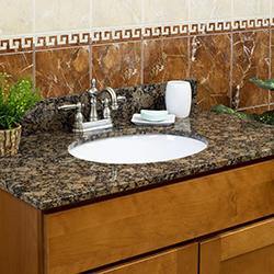 Pedra Granite Vanity Tops