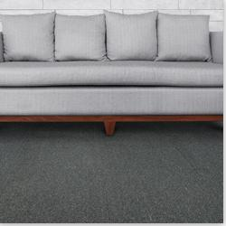 """Dreya Carpet Tile - Bywater Collection Midnight Sea Blue / 19.7""""x19.7"""""""