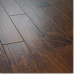 Jasper Harbors Collection - Handscraped Birch Engineered Wood Flooring
