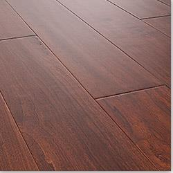 Vanier Engineered Hardwood - Handscraped Mixed Widths Collection 