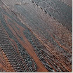 Vanier Engineered Hardwood - Extra Wide Plank Oak Collection 