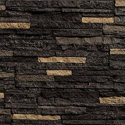 StoneWorks Faux Stone Siding - Stacked Stone