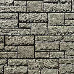 StoneWorks Faux Stone Siding - Limestone