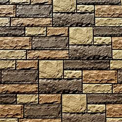 StoneWorks Faux Stone Siding - Random Rock
