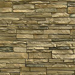 StoneWorks Faux Stone Siding - Slate Stone