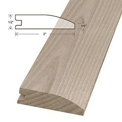 Arcadia Moldings - Engineered Unfinished Birch Various Types