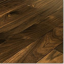 Jasper Prefinished American Black Walnut Hardwood Flooring