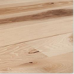 Tungston Unfinished Hickory Flooring 