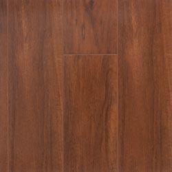 Lamton Laminate - 12mm Traditions Collection - Underpad Attached Brazilian Cherry