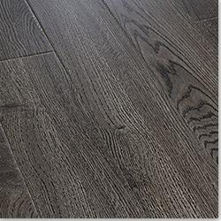 Lamton Laminate - 12mm Wire Brushed Collection Thunder Gray