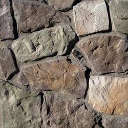 Black Bear Manufactured Stone Veneer - Fieldstone Collection