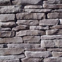 Black Bear Manufactured Stone Veneer - Ledge Stone Collection