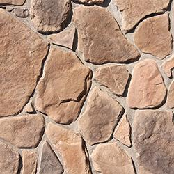 M Rock Premium Manufactured Stone Container - Field Stone 