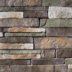 Black Bear Manufactured Stone Container - Southern Stacked Stone