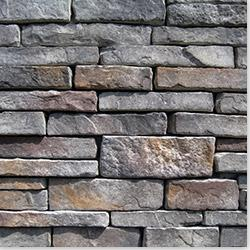 Black Bear Manufactured Stone - Southern Stacked Stone