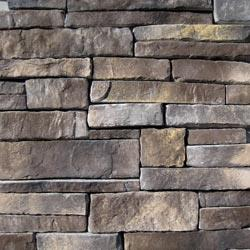 Black Bear Manufactured Stone - Southern Stacked Stone Outback / Stacked Stone 10 sq ft Flat