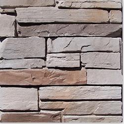 Black Bear Manufactured Stone Container - Country Ledge Stone White Oak / Country Ledge 100 sq ft Pallet