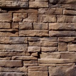 Black Bear Manufactured Stone - Carolina Ready Stack