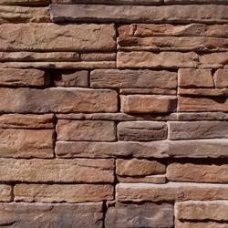 Black Bear Manufactured Stone Veneer - Carolina Ready Stack Collection