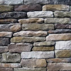 Black Bear Manufactured Stone - Ledge Stone 