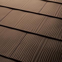 Achilles Metal Roofing - Embossed Shingles Collection