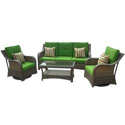 Kontiki Patio Furniture - Traditional Series
