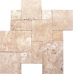 Cabot Travertine Pavers Pattern Sets
