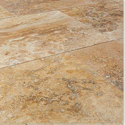 travertine flooring