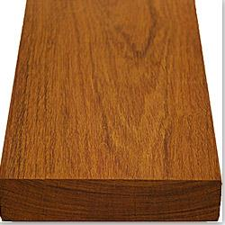 Pavilion  Wood Decking - Exotic