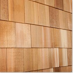 Cedar West Decorator Shingles