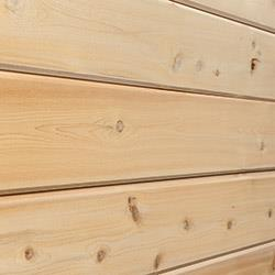 StrongSide Wood Siding - Eastern White Cedar Siding 