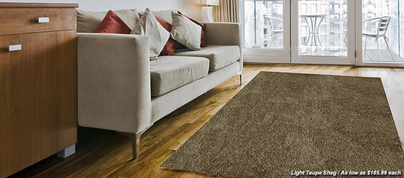 BuildDirect Area Rugs Starting at $21.99 / each