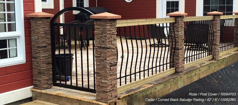 BuildDirect Deck Railings