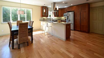 Affordable Elegant Hardwood