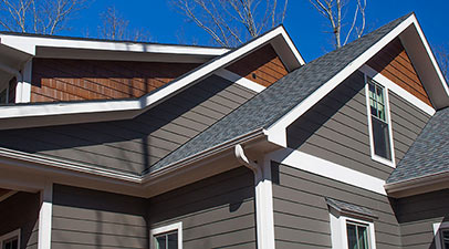New Fiber Cement Siding
