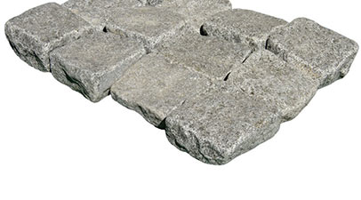 New Granite Pavers