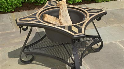Outdoor Heaters & Fireplaces