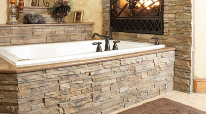 New Manufactured Stone Veneer