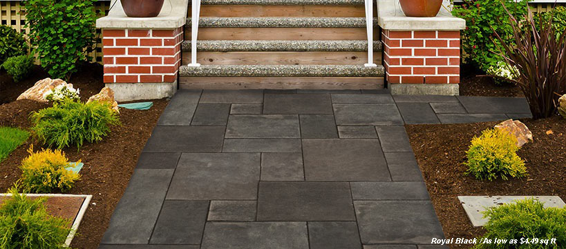 BuildDirect Pavers Starting at $3.49 /sq ft