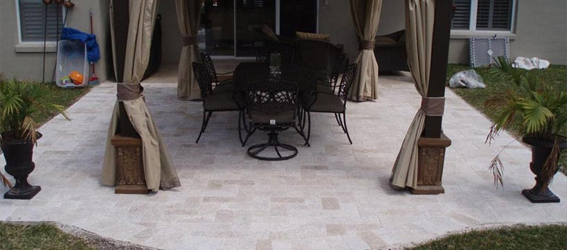 BuildDirect Travertine Pavers