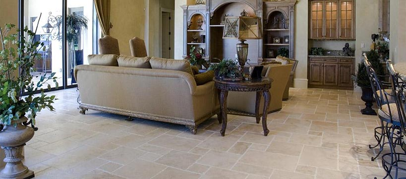 BuildDirect Travertine Tile Starting at $1.99 / sq ft