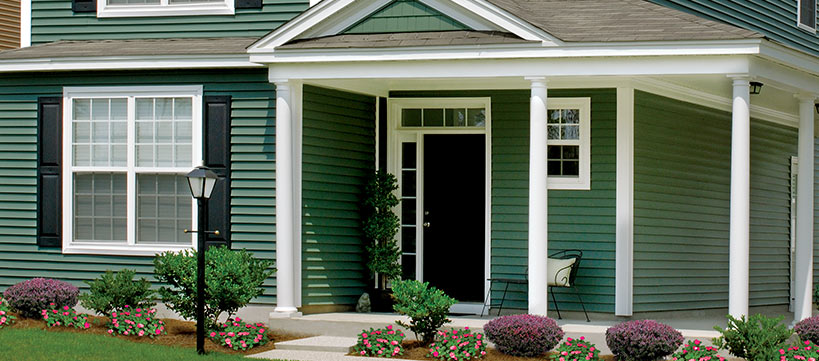 BuildDirect Vinyl Siding starting $0.93 / sq ft