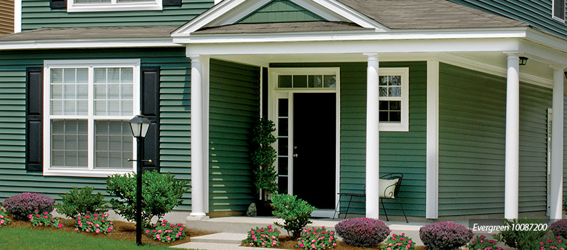 BuildDirect Vinyl Siding starting $0.94 / sq ft