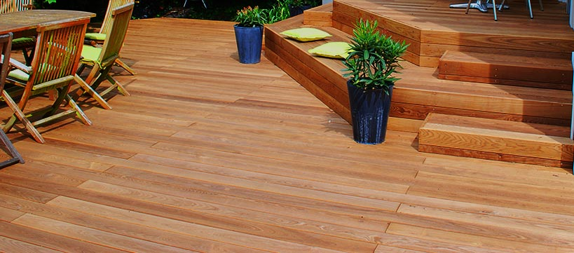 BuildDirect Wood Decking Starting at $1.45 / ln ft